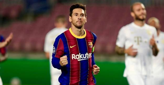Lionel Messi 800. Maçına Çıkıyor