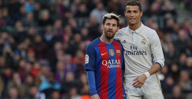 Lionel Messi'den Flaş Ronaldo Yorumu!