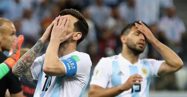 Lionel Messi'nin Cezası Belli Oldu!