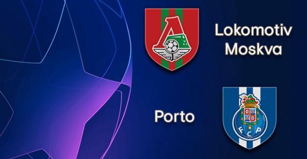 Lokomotiv Moskova-Porto Canlı İzle, Ne Zaman, Saat Kaçta?