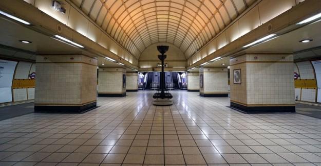 Londra Metrosunda Çalışan Makinistlerin Maaşı 678 Bin Lirayı Buluyor