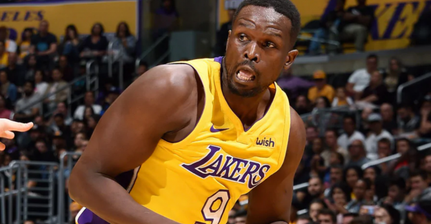 Los Angeles Lakers'tan Luol Deng'den Hamlesi
