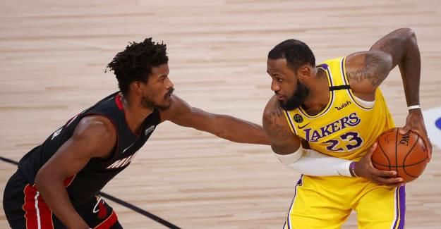 Los Angeles Lakers, Miami Heat serisi 3-1'e geldi