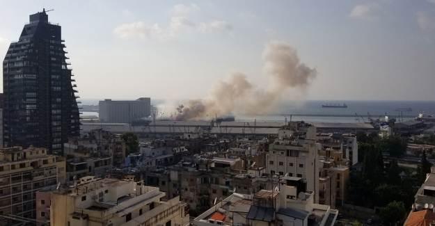 Lübnan'daki ABD Büyükelçiliği'nden Vatandaşlarına Zehirli Gaz Uyarısı