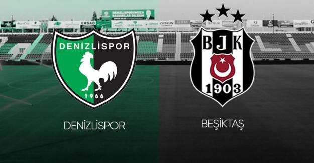 Denizlispor 2 - 3 Beşiktaş