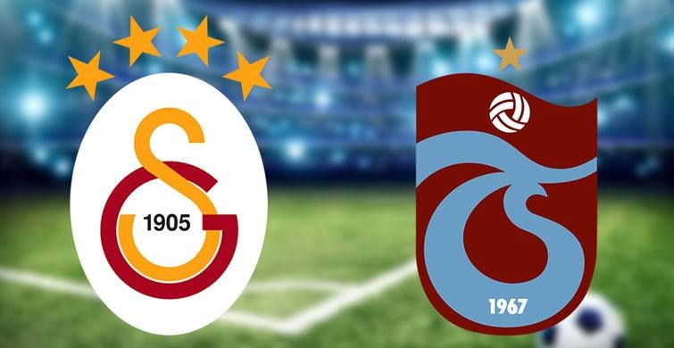 Maç Sona Erdi! Galatasaray 1-1 Trabzonspor