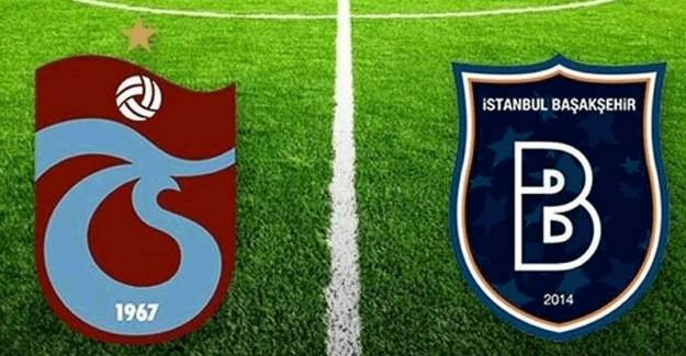 Trabzonspor Evinde Kaybetti! Başakşehir İlk Galibiyetini aldı