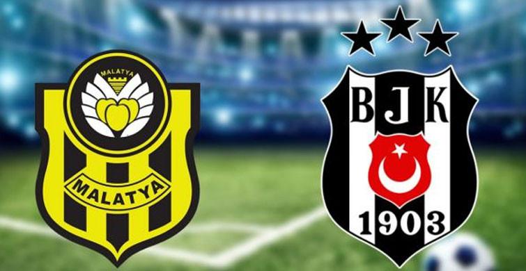 Maç Sonucu! Malatyaspor 0-1 Beşiktaş