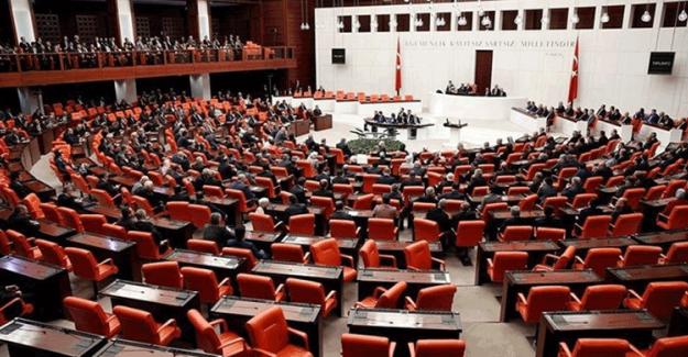 Maden Kanunu'ndaki Değişiklik Meclis'te Kabul Edildi