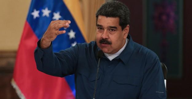 Maduro: Beni Öldürmek İstiyorlar
