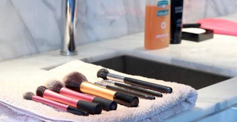 Makyaj Fırçaları Temizlemenin Püf Noktaları