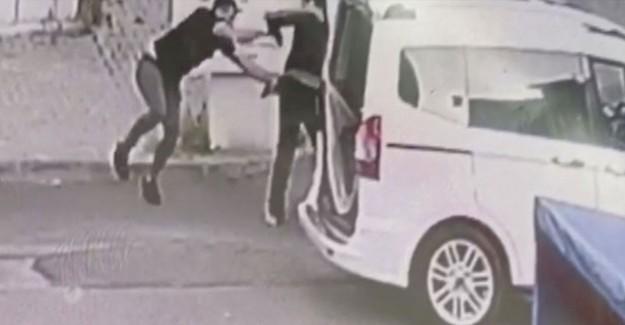 Maltepe'de Fırıncılara Silahlı Saldırı