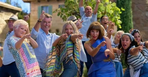 Mamma Mia 3 Geliyor