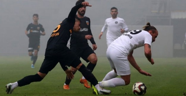 Manisa FK: 3 3 Kayserispor Maç Sonucu