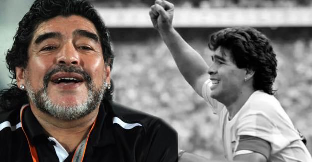 Maradona'nın Evinde Kimsenin Bilmediği Detay