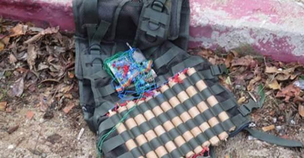 Mardin'de Canlı Bomba Yakalandı!