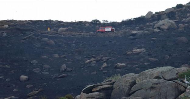 Marmara Adası'ndaki Yangının Yol Açtığı Hasar Gün Ağarınca Ortaya Çıktı