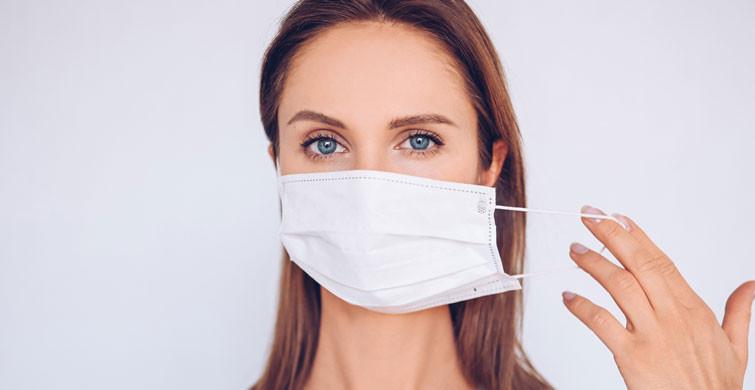 Maske Kullanımı Grip Vakalarını Azalttı!