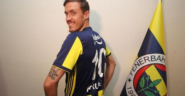 Max Kruse: ''Türkiye'nin En Büyüğü Fenerbahçe''