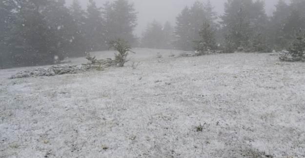 Mayıs Ayında Kar Sürprizi