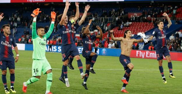 Mbappe ve Neymar'sız PSG Farklı Kazandı!