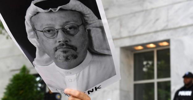 Medine'de Cemal Kaşıkçı İçin Cenaze Namazı Kılındı!