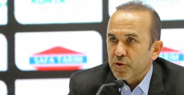 Mehmet Özdilek: 'Normalde Kazanmamız Gereken Bir Maçtı'