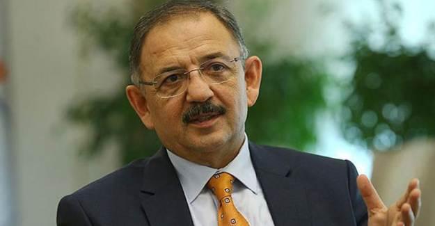Mehmet Özhaseki'nin Testi Pozitif Çıktı