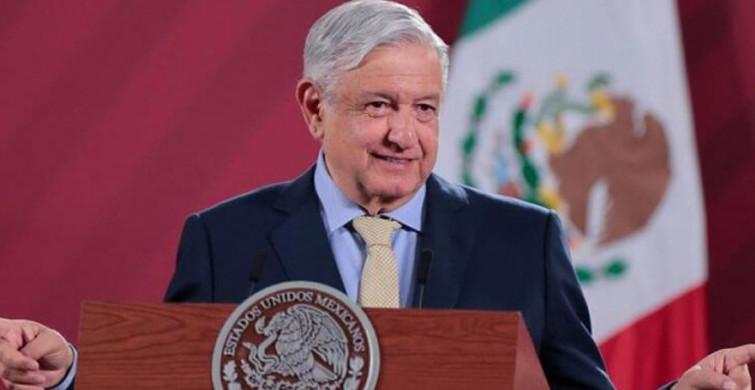 Meksika Devlet Başkanı Obrador Koronavirüse Yakalandı