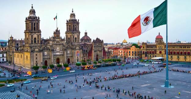 Meksika'da Son Bir Bir Günde Rekor Ölüm!