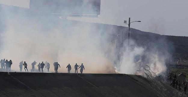 Meksika'dan ABD'ye Biber Gazı Uyarısı