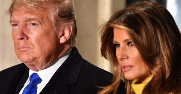 Melania Trump'ın Coronavirüs Testinin Sonuçları Çıktı
