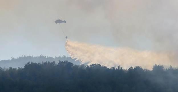 Menderes'teki Orman Yangının Sorumlusu Tutuklandı!