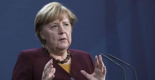Merkel'den Türkiye'ye Yaptırım Tehdidi!