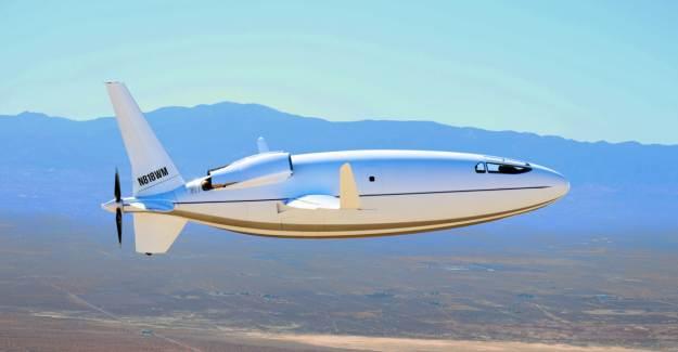 Mermi Uçak Celera 500L Tanıtıldı