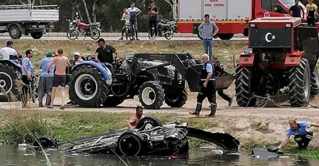 Mersin'de Katliam Gibi Kaza! Üç Kişi Hayatını Kaybetti