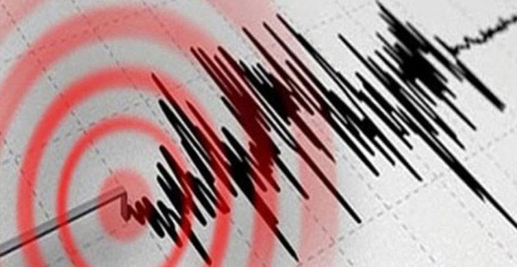 Mersin'de Korkutan Deprem