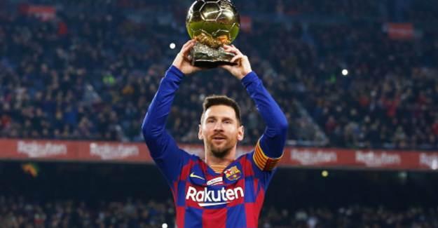 Messi 1 Milyar TL'lik Kazancıyla Dudak Uçuklattı!