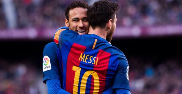 Messi: ''Neymar'ı Barcelona'ya Getirin. Ben Sözleşme İmzalatırım!''