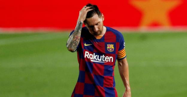 Messi'den Napoli İtirafı