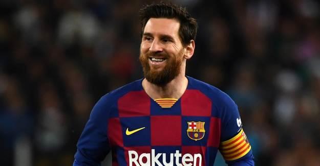 Messi'ye 250 Milyon Euro: Reddedildi!