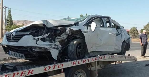 Mesudiye Belediye Başkanı Trafik Kazası Geçirdi!