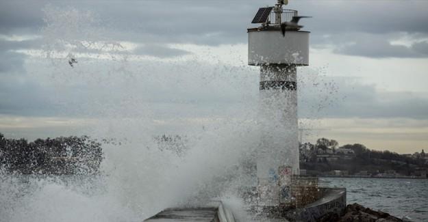 Meteoroloji Uyardı! O Kente Fırtına Geliyor