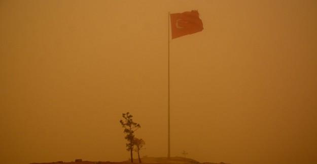 Meteoroloji'den Kritik Toz Taşınımı Uyarısı