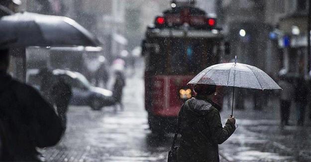Meteoroloji'den Kritik Uyarı; Tedbirli Olun!