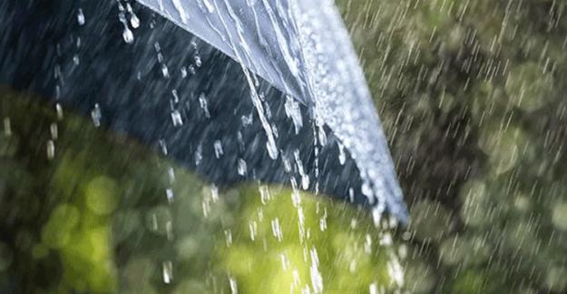 Meteoroloji'den Sağanak Yağış ve Fırtına Açıklaması