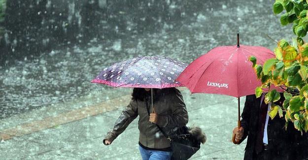 Meteoroloji'den Son Dakika Uyarısı! Fırtına Geliyor
