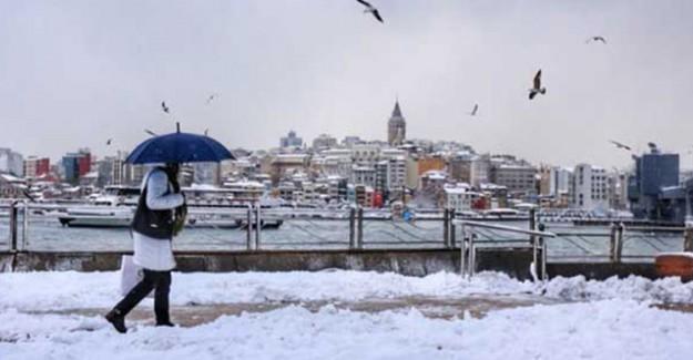 Meteorolojiden Tüm Yurda Kar ve Yağmur Uyarısı