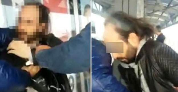 Metrobüs Sapığı Yakalandı