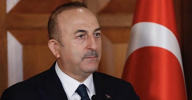 Mevlüt Çavuşoğlu Suudi Arabistan ile Görüştü